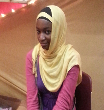 Amina N'tsiki : Mentor