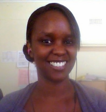 Elizabeth Kabari : Programme Coordinator and Communications Manager